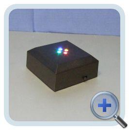 Verlichting Kleur 5x5cm