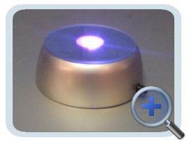 Verlichting Kleur 7cm (Rond)