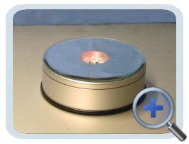 Draai-Verlichting Kleur 9cm