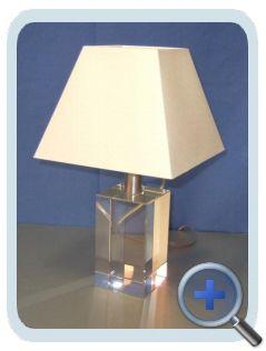 Lamp 7x7x12cm