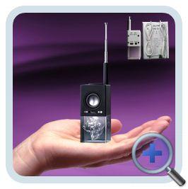 Speaker met Radio (Zwart)